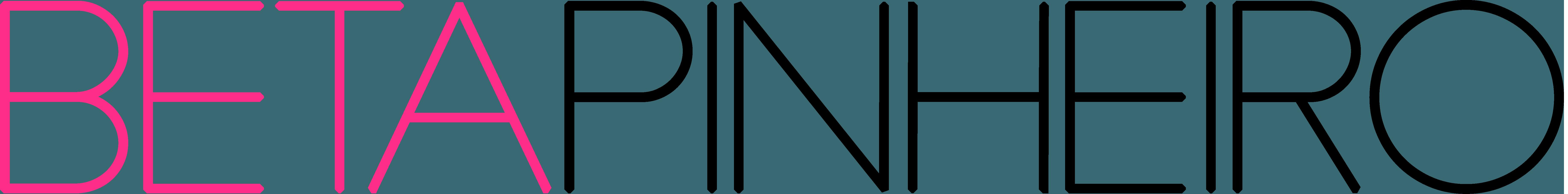 Logotipo Beta Pinheiro