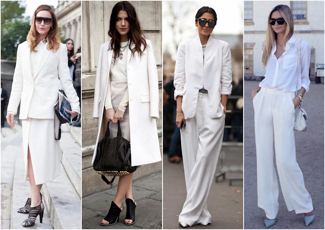 11cac77aabc Como usar  Look todo branco