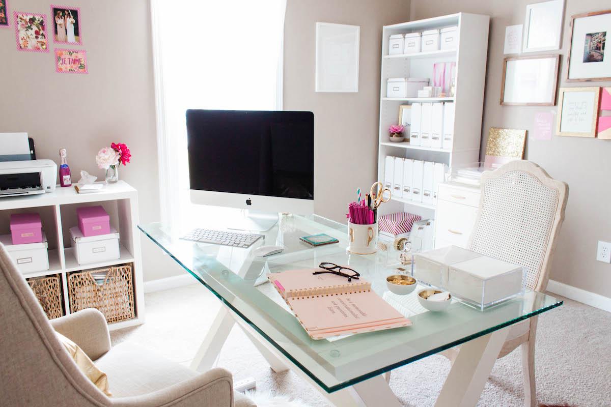 Astounding Ideias Para O Closet Home Office Dos Meus Sonhos Largest Home Design Picture Inspirations Pitcheantrous