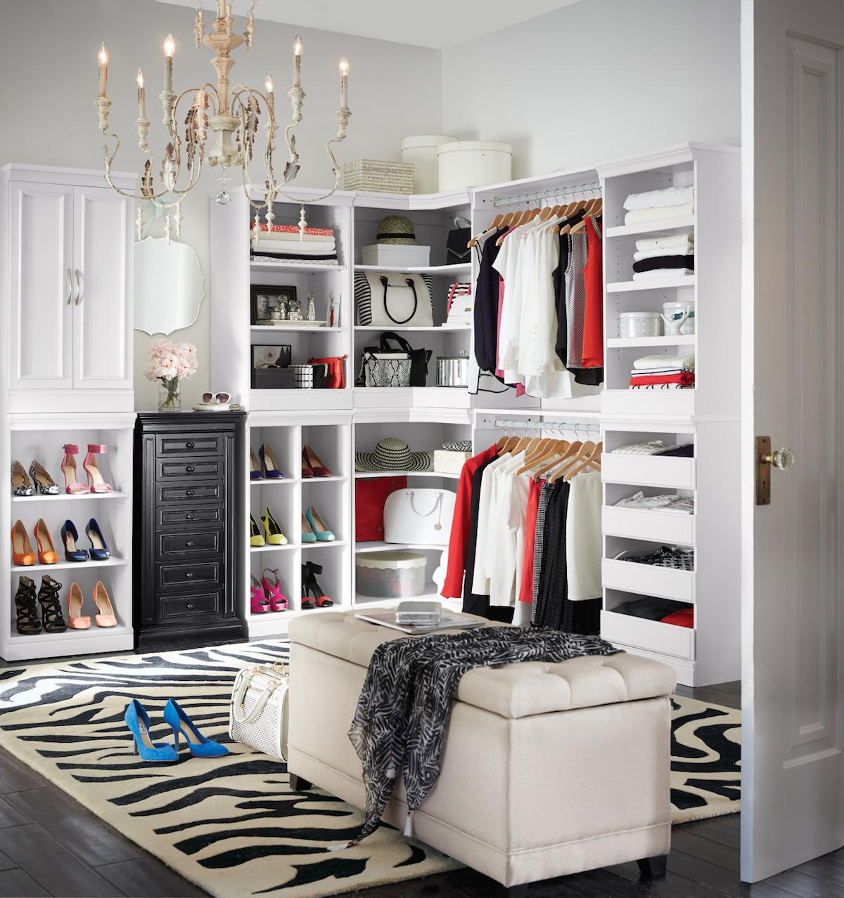 Super Ideias Para O Closet Home Office Dos Meus Sonhos Largest Home Design Picture Inspirations Pitcheantrous